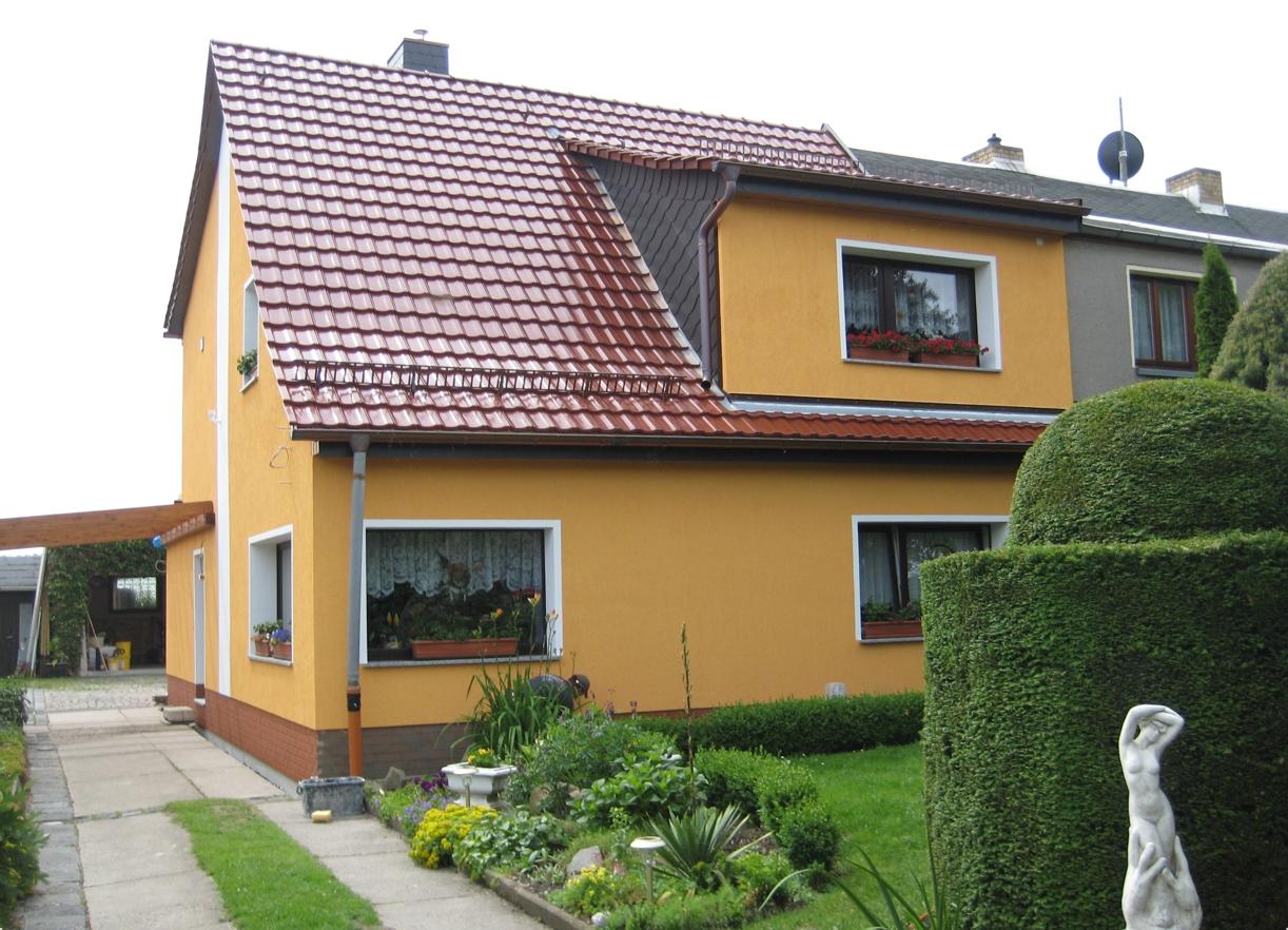 Wdv Fassade Einfamilienhaus Maurerhandwerk